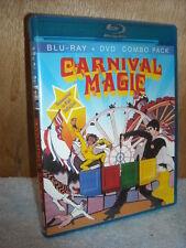 Carnival Magic (Blu-ray/DVD, 2011, 2-Disc Set) Don Stewart Jennifer Houlton