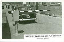 Chicago, IL  Western Railroad Supply Company, RPPC
