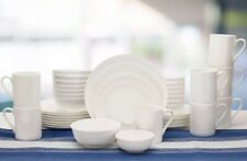 New Mikasa Vail 40-piece Bone China Dinnerware Set Service For 8 - Hard To find
