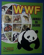 36311 Album figurine Panini - WWF Animali da salvare - 1986 - fig. 315/360