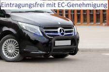 Frontbügel Bullenfänger Frontschutzbügel Rammschutz Mercedes V Klasse Vito