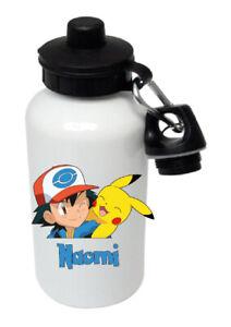 Pokemon 2 - Personalised Kids/Drinks/Sports Childrens Water Bottle