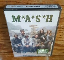 MASH: Season One (DVD, Collector's Edition, 2001) 1 m.a.s.h. tv show series NEW