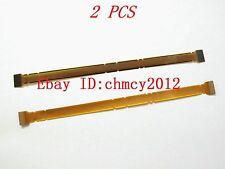 2PCS LCD Flex Cable For FUJIFILM FUJI FinePix HS10 HS11 Digital Camera