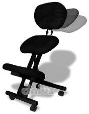 Sedia ergonomica CINIUS con schienale