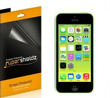 6X Supershieldz HD Clear Screen Protector Cover Shield Film For Apple iPhone 5C