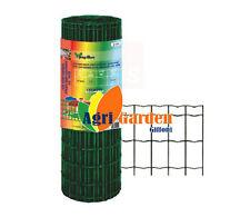 RETE RECINZIONE ELETTROSALDATA PLASTIFICATA METRI10 H122 MAGLIA  MM101,6X50,8