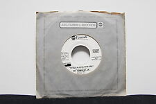 """NAT TOWNSLEY JR. """"I Fell In Love With God"""" 45rpm PROMO 7"""" company sleeve"""