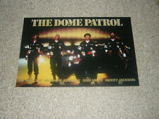 "NEW ORLEANS SAINTS ""DOME PATROL"" 20X30 POSTER PRINT"