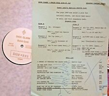 RADIO SHOW: DICK CLARK GOLD 322 1969! ARCHIES, TURTLES, NILSSON, MARVIN GAYE
