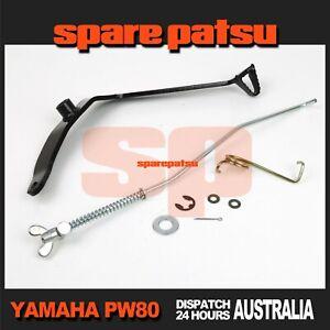YAMAHA PW80 PEEWEE 80 Rear Brake Pedal Rod Foot Set