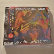 TYGERS OF PAN TANG - ANIMAL INSTINCT - JAPAN CD