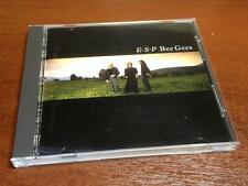 BEE GEES E.S.P. CD Japan 1st press 32XD-720  Barry Robin Maurice Gibb Andy ESP