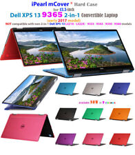 "NEW mCover® HARD Shell CASE for 13"" Dell XPS 13 9365 2-in-1 convertible laptop"