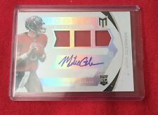 2013 Momentum Mike Glennon Rookie Auto And Triple Jersey #26/99