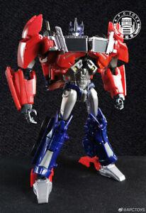Transformers APC-Toys Apache TFP Leadership Proof Optimus Prime in stock