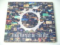 Blu-Ray Final Fantasy XIV 14 The Best Original Soundtrack OST Japan