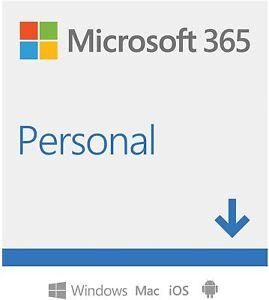 Microsoft Office 365 Personal 5 Dispositivi 1 Utente 1 Anno Abbo Office Single