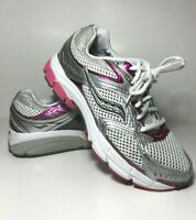 Saucony ProGrid Stabil CS2 Stability Running Training Shoes White Womens 9 US