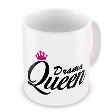 Drama Queen Novelty Gift Mug