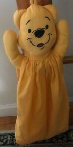 Winnie the Pooh Diaper Holder/Laundry Holder!