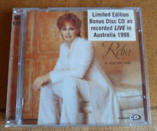 """REBA McENTIRE """"If You See Him"""" - limited Edition + Live CD"""