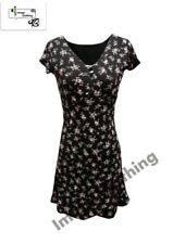 Summer/Beach Floral Mesh Dresses for Women