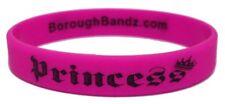 "300 ""Princess"" SILICONE BRACELETS WHOLESALE PRICE"