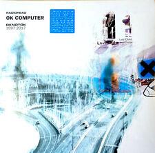 "Radiohead - OK Computer (2017 Reissue) (3 x 12"" OPAQUE BLUE VINYL LP) NEW!"