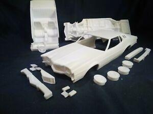 1/25 resin 1974 Ford Torino Elite kit