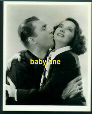 MERLE OBERON BRIAN AHERNE VINTAGE 8X10 PHOTO BY COBURN 1943 FIRST COMES COURAGE