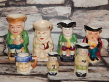Multi Decorative Staffordshire Pottery