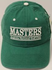 Non-Dated Masters Augusta National Golf Club, Straight Line Hat, Green/White