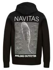 New Navitas Joy Black Hoody Hoodie Hood  - Carp Fishing Clothes