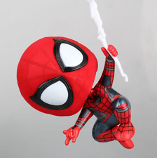 Hot Spider Man Web Swinging Cosbaby Magnetic Feature Figure HomeComing Toy Gift