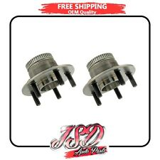 Pair New Rear Wheel Bearing Hub Assembly W/ ABS for Chrysler Dodge  512220 x2