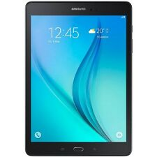 Samsung Galaxy Tab A T555 9.7inch WiFi+ 4G Unlock Voice Calling Black UK Model