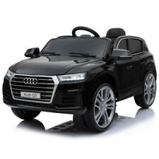 Der neue Audi Q5 quattro Kinderauto Kinderfahrzeug Kinder Elektroauto 12V schwrz