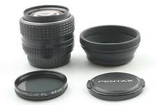 {EXC+5 w/ HOOD} PENTAX SMC Pentax 50mm f/1.2 SLR MF Lens K Mount JAPAN 256t
