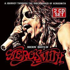 AEROSMITH - ROCKIN'ROOTS OF AEROSMITH 2 CD NEUF