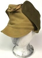 WWI US M1917 WINTER WOOL FIELD CAP- SMALL