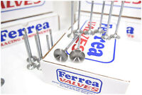 Ferrea Exhaust Valves HDia 1.600 11//32 5.03 For 60-12 FORD WINDSOR 289-302-351