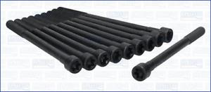 Zylinderkopfschraubensatz AJUSA 81025200 für FORD