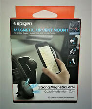 👀💲✔️Magnetic Air Vent Car Mount Holder for Phone - Spigen®  Brand New