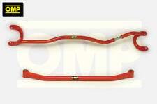 OMP UPPER/LOWER STRUT BRACE FIAT SEICENTO 1.1 SPORTING