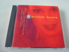 Britney Spears New  PROMO CD Deep in my Heart Clairol Sampler aaron carter steps