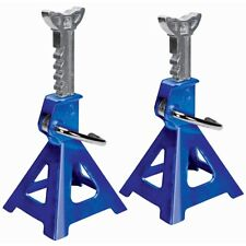 PITTSBURGH ALUMINUM 3 TON JACK STANDS SET PAIR 2 CAR TRUCK AUTOMOTIVE ATV MOWER