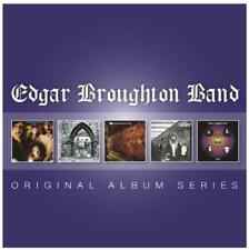Edgar Broughton Band - Original Album Series (NEW 5CD)