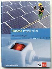 PRISMA Physik 9/10. Differenzierende Ausgabe Baden-Württemberg. Schülerbuch