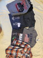 Large Lots Of Little Boys Clothes Size 4T -5T Adidas Old Navy Children's Place